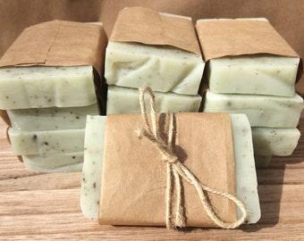 Rosemary Mint - Organic Soap Bar