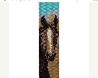 SALE HALF OFF Instant Download Beading Pattern Peyote Stitch Bracelet Chocolate Beauty Seed Bead Cuff