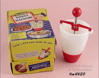 Vintage Popeil Donut Machine in Original Box (Inventory #M4620)