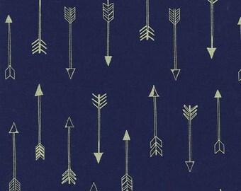 Michael Miller Arrow Flight - Arrows in Midnite