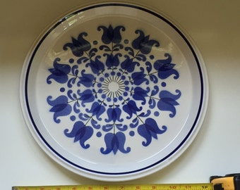 Mikasa Platter / Light n Lively Windmill / Tulips Serving Platter