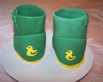 Baby's Rain Boots, Pair