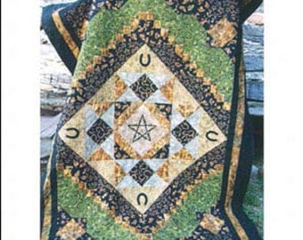 Hold Your Horses Quilt Pattern