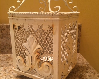 Vintage Tealight Candle Holder
