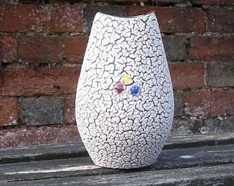 Jopeko West German Pottery Vase mid century modern