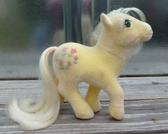 G1 My Little Pony POSEY: So Soft Earth Pony MLP