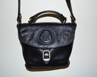 Oggi Domani Leather Handbag