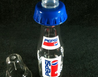 Vintage 1992 Pepsi Baby Bottle, Pepsi Cola Baby Bottle, Pepsi Collectible, Retro Pepsi, Pepsi Souvenir, Pepsi Baby Bottle