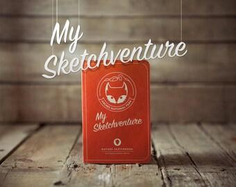 Sketchventure™ Kid Sketchbooks, Arches National Park