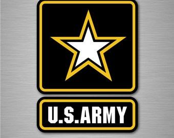 U.S. Army Military decal sticker graphic emblem