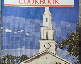 CIJ Cook Book Yankee Magazine Yankee's Main Dish Church Supper Cookbook
