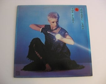Annabel Lamb - The Flame - Promo Copy! - 1984