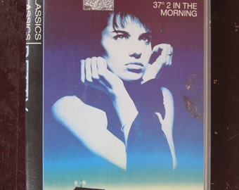 Betty Blue vintage 80's drama vhs movie for sale by owner!!!