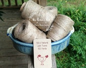 100% Natural Jute Twine  •  300 Feet • 100 Yards •  Box Twine •  Natural • Crafts • Rustic • Gardening Twine • Kitchen Twine • Eco Friendly