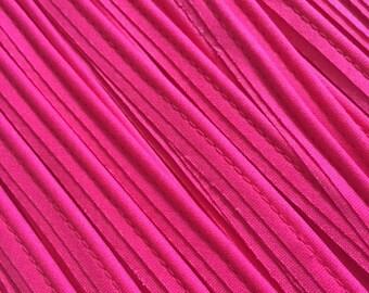 Hot Pink 3mm Piping