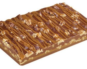 Turtle Fudge Buy 1 LB get 1/2 LB of our Classic Chocolate FREE!