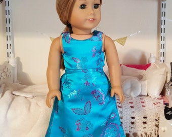 american girl doll maxi skirt and crop top