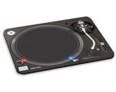 Turntable 1 Record Player DJ Decks Music Vinyl PC Computer Mouse Mat Pad