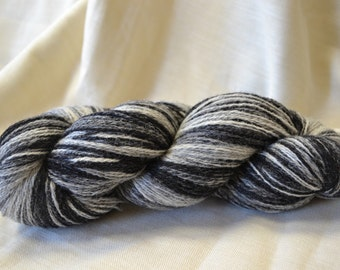 Kauni Zebra 206g/7,3oz, 100% Quality PURE Lambswool yarn for hand knitting. Made in Estonia