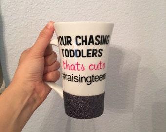 Raising Teens Mug