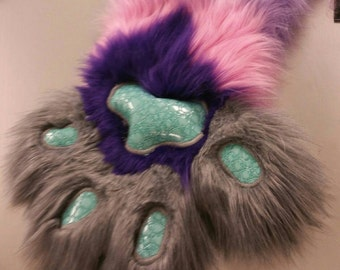 Private. Hand paws w claws