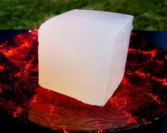 5 Lb CLEAR TRANSPARENT Organic Glycerin Melt & Pour SOAP Base 100% Pure Ultra Clear