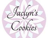 Sample Cookies for Barbara