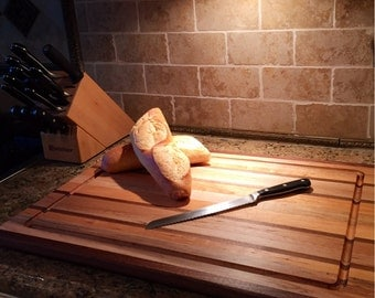 Large Custom Cutting Board