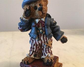 "Boyd's Bears Resin ""Uncle Elliot...The Head Bean Wants You!"" #01996-21"