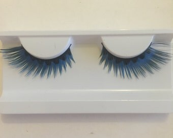 SALE Huge blue eyelashes
