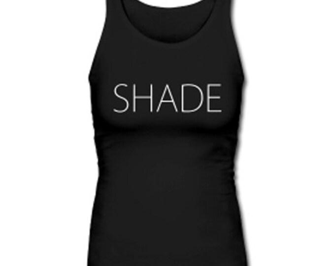 Shade Women's Premium Tank Top - Black