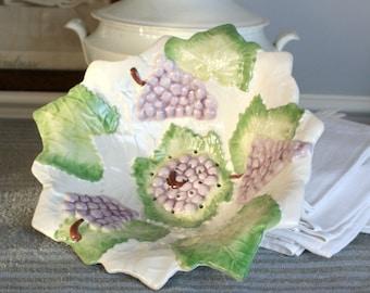 French Ceramic Bowl Strainer