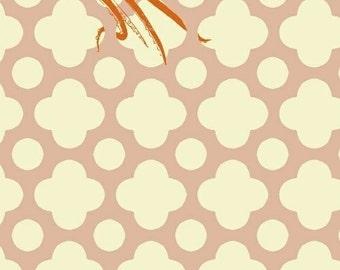 SALE Mendocino - Large Octopus Blush - Heather Ross - Windham (40939-3)