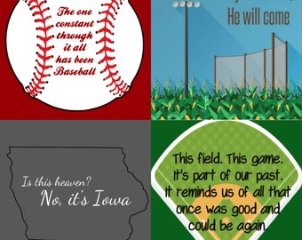 Field of Dreams Coasters