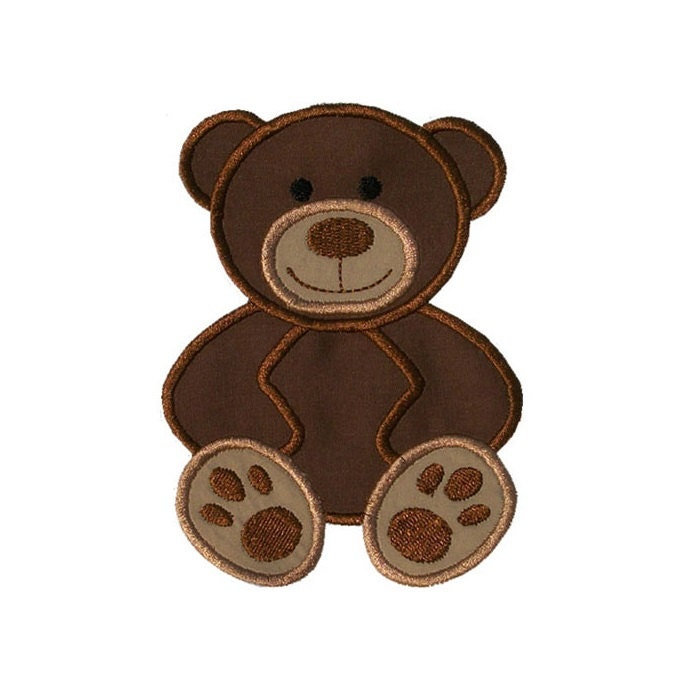 teddy machine embroidery designs