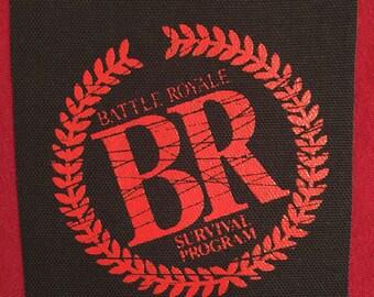 Battle Royale Cloth Punk Patch