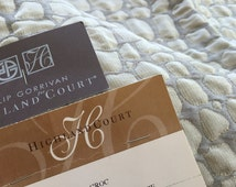 Crocodile Fabric Highland Court Fabric 800253H Croc Dove Cotton Linen Silk + FREE SAMPLES!!!!