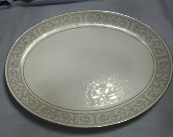 """Imperial China """"Whitney"""" Platter"""