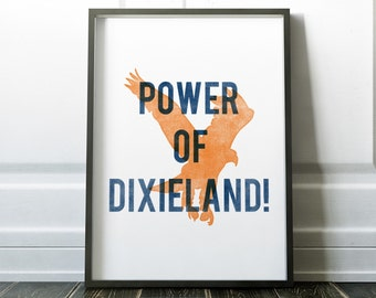 Auburn Inspired | Power of Dixieland