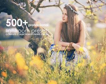 10% OFF 500+ Lightroom Presets Big Discount Bundle