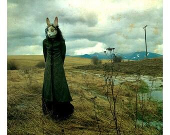 surrealistic artwork/postcard no. 086