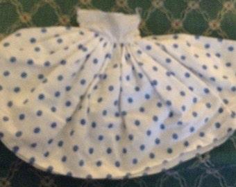 Vintage Doll Dress Pinafore