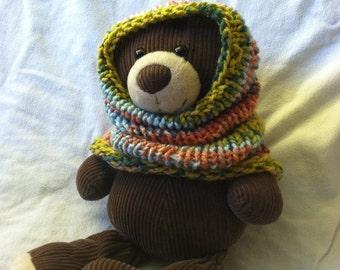Handmade Toddler Scarf/ Snood/ Cowl
