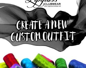 Create a New Custom Outfit