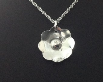 Handmade Daisy Flower Necklace