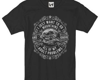 Adult Problems Men's T-Shirt (SB869)