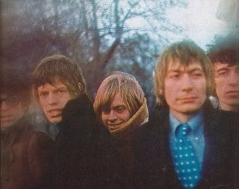 VINTAGE The Rolling Stones, Between the Buttons, Songbook