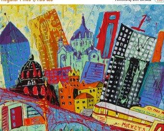 25% OFF IN JULY Greeting Card, St Paul Mn