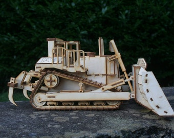 D11 Caterpillar Dozer Model Kit