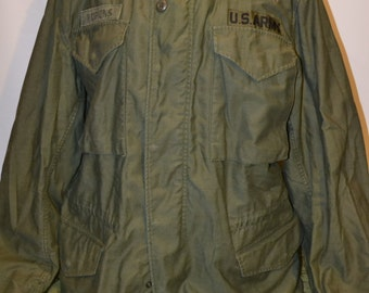 OD Green Field Coat